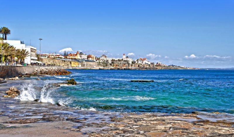 Stop At Estoril On The Sintra, Pena Palace, Cascais & Estoril Half Day Tour From Lisbon