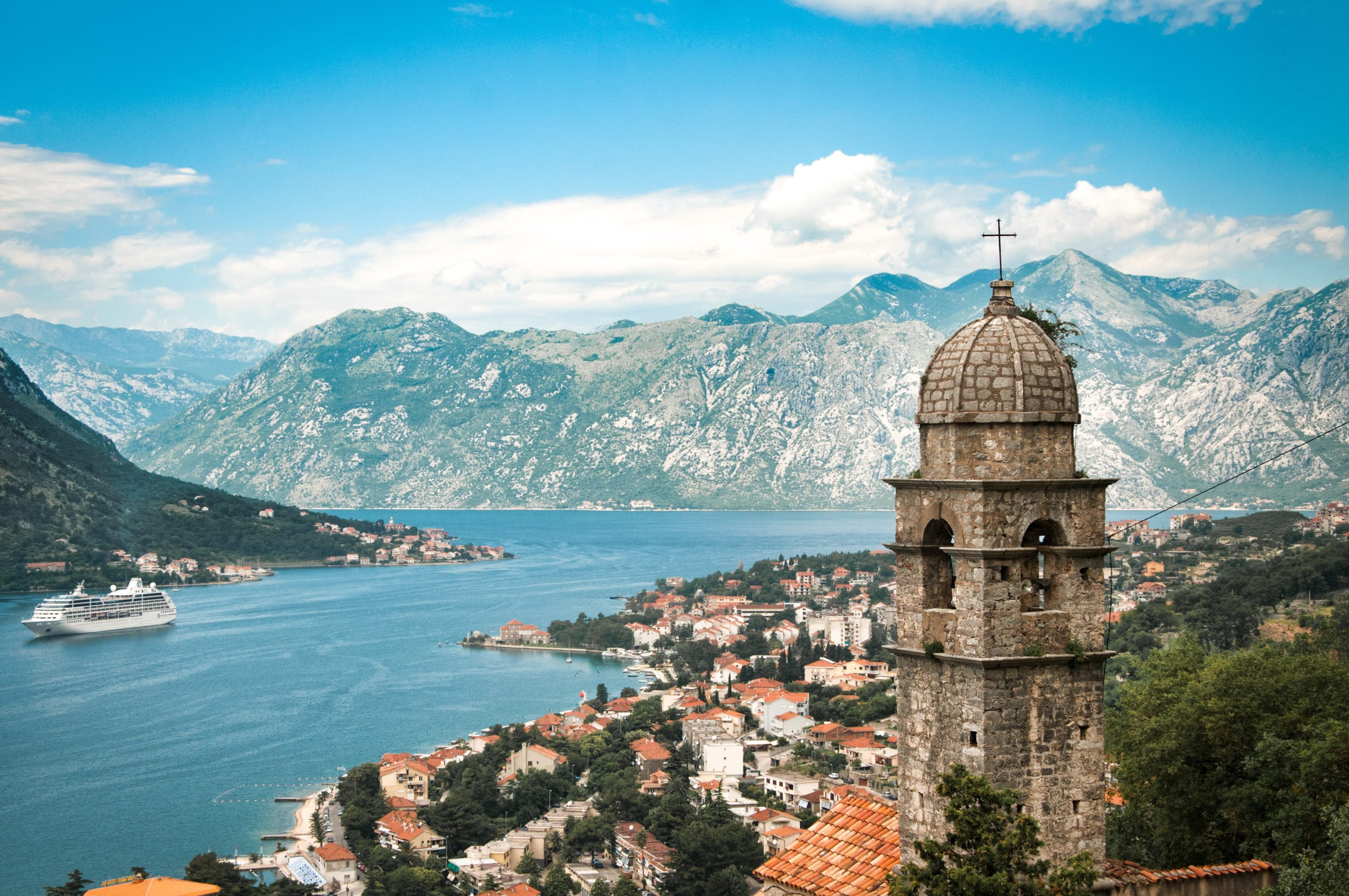 Stop In The City Of Perast On The Montenegro Day Tour From Dubrovnik