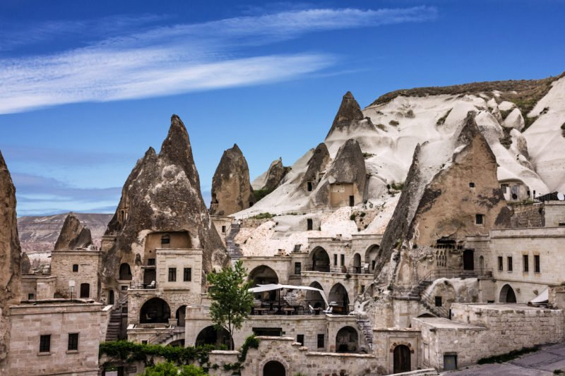 Stroll Through The Goreme Open Air Museum On The Cappadocia 3 Day Tour From Antalya