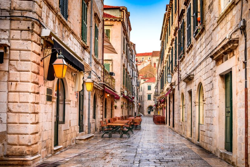 Stroll Through The Historic Quarter Of Dubrovnik On Your Dubrovnik Highlights & Cavtat Shore Excursion