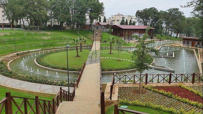 Stroll Trhough The Botnical Garden On The Insider Trabzon City Tour_53