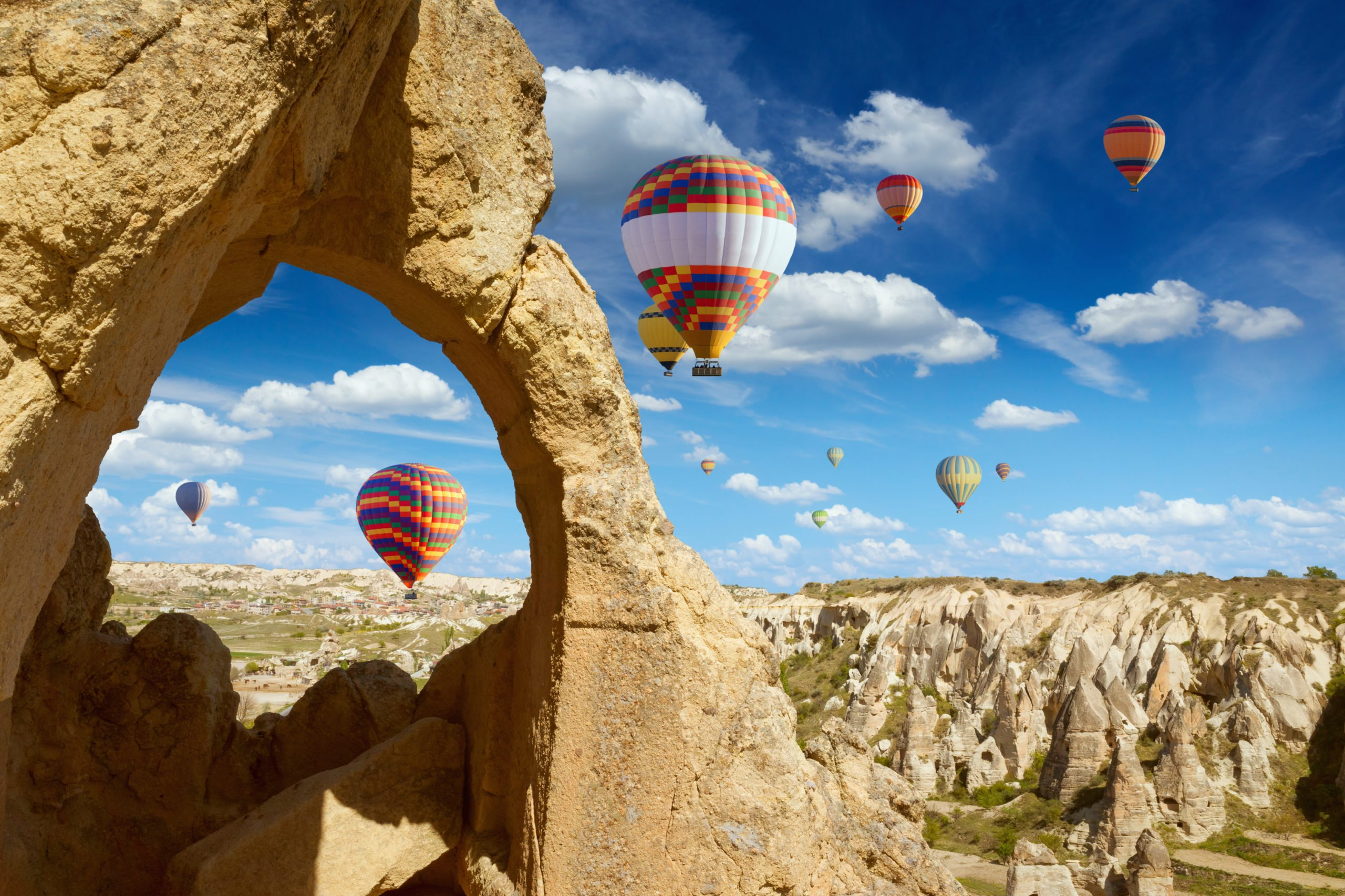Take A Chance To Discover Cappadocia From Above On The Cappadocia 3 Day Tour From Istanbul