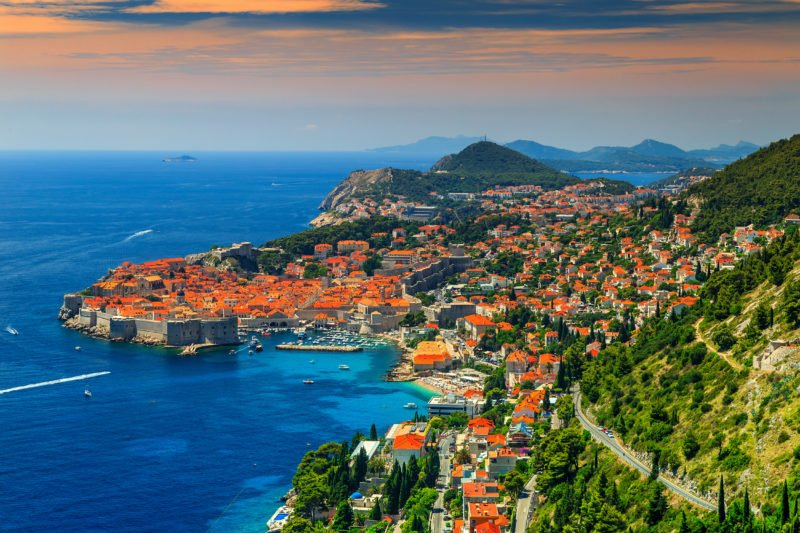 Take A Ride Along The Adriatic Coast During The Dubrovnik Highlights & Cavtat Shore Excursion