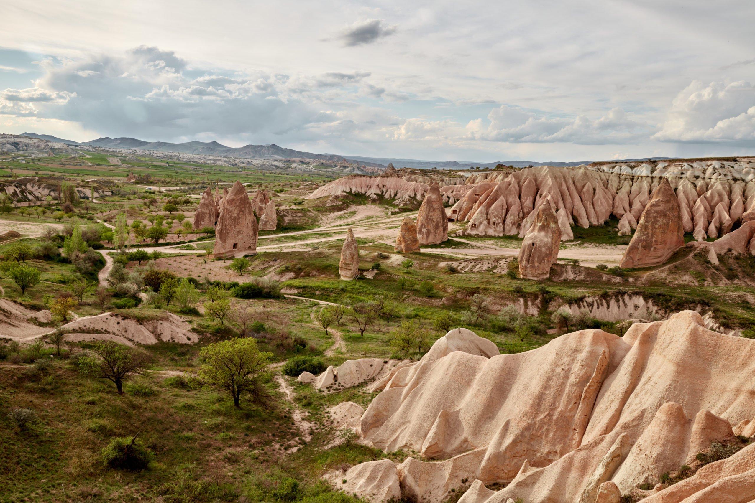 Take A Stroll Through Meskendir Valley On The Southern Cappadocia Tour From Goreme