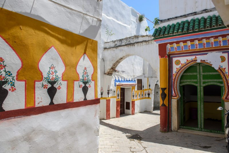 Tangier, Tetouan And Northwest Morocco