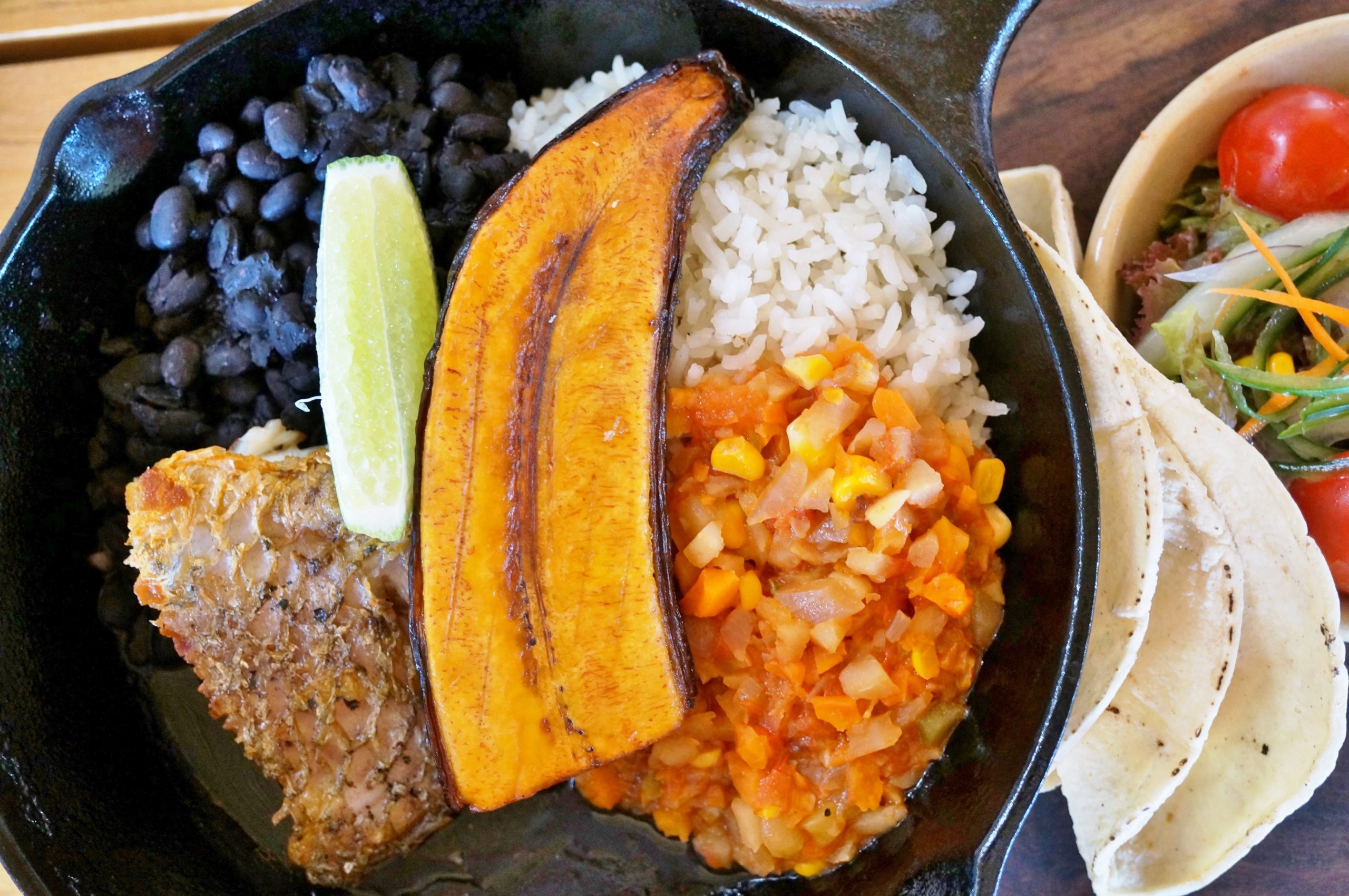 Taste The Traditional Costa Rican Food On The 9 Day Package Tour - Arenal - Monteverde- Manuel Antonio
