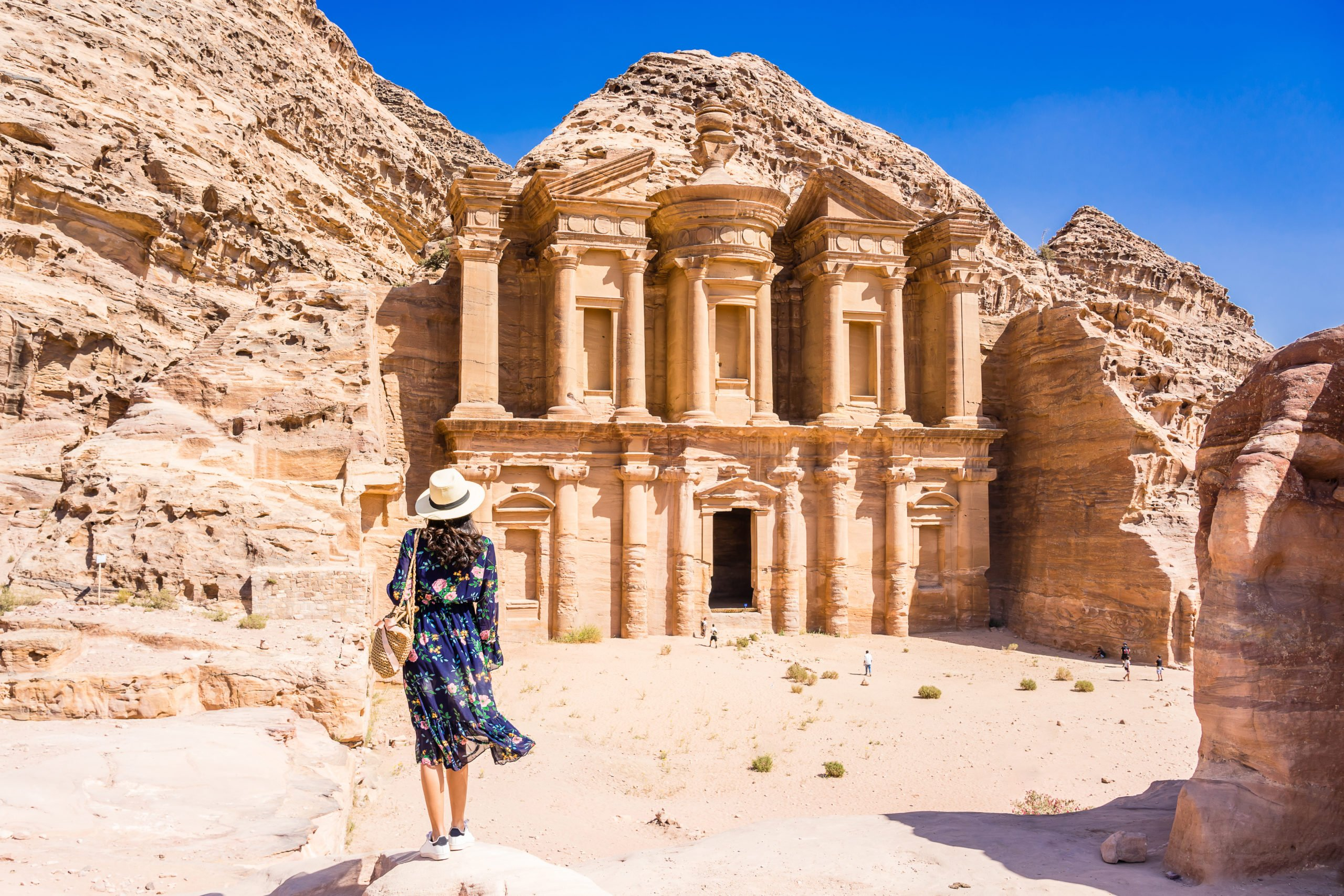 Tour The Unesco World Heritage Site Of Petra On The Petra And Wadi Rum 3 Day Tour From Aqaba