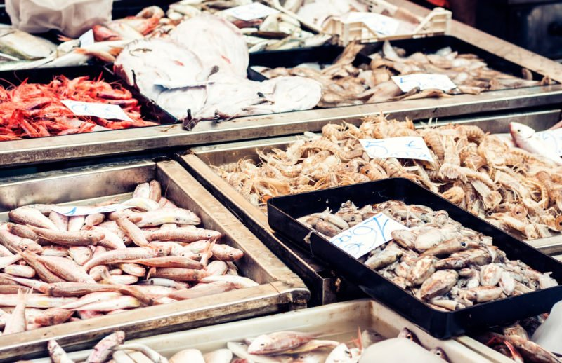 Visit The Catania Fish Market On The Join Our Catania City And Street Food Tasting Tour