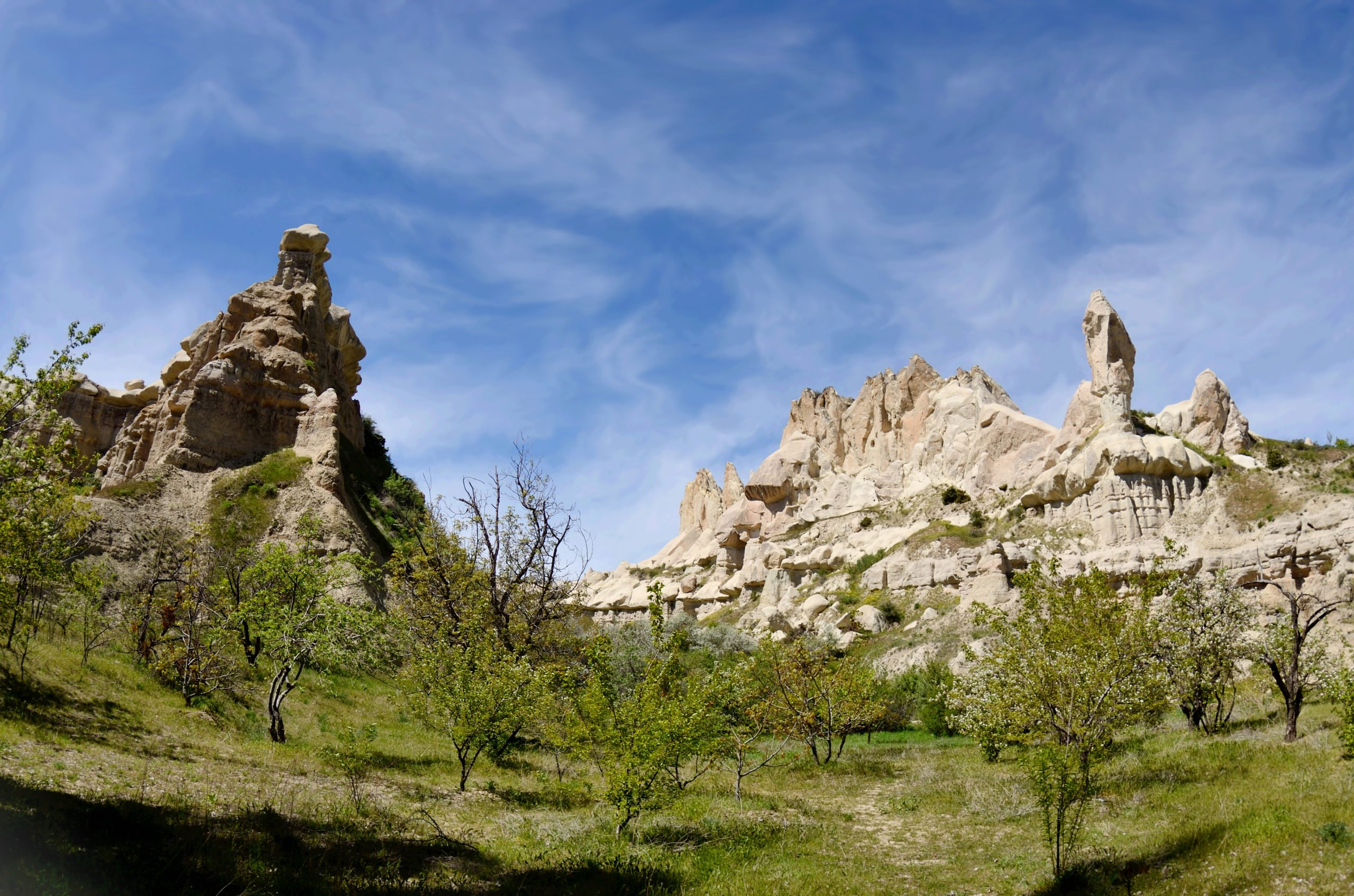 Visit The Pigeon Valley On The Cappadocia Underground City Tour From Goreme