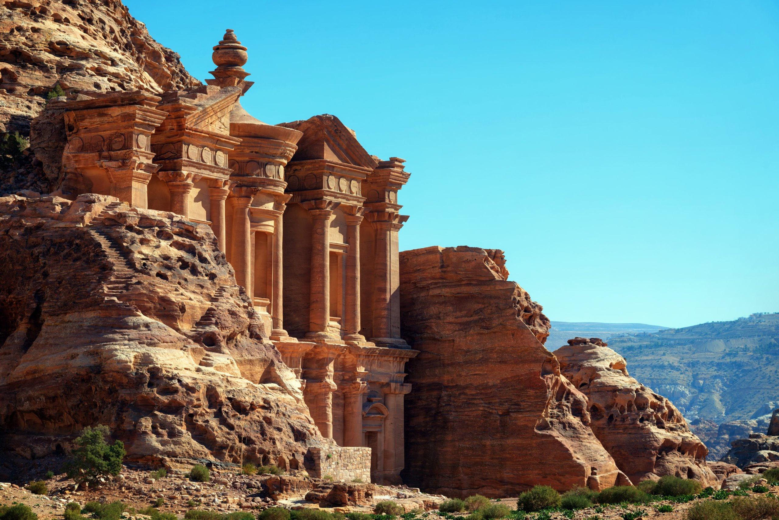 Discover Petra On The Petra And Wadi Rum 2 Day Tour From Aqaba