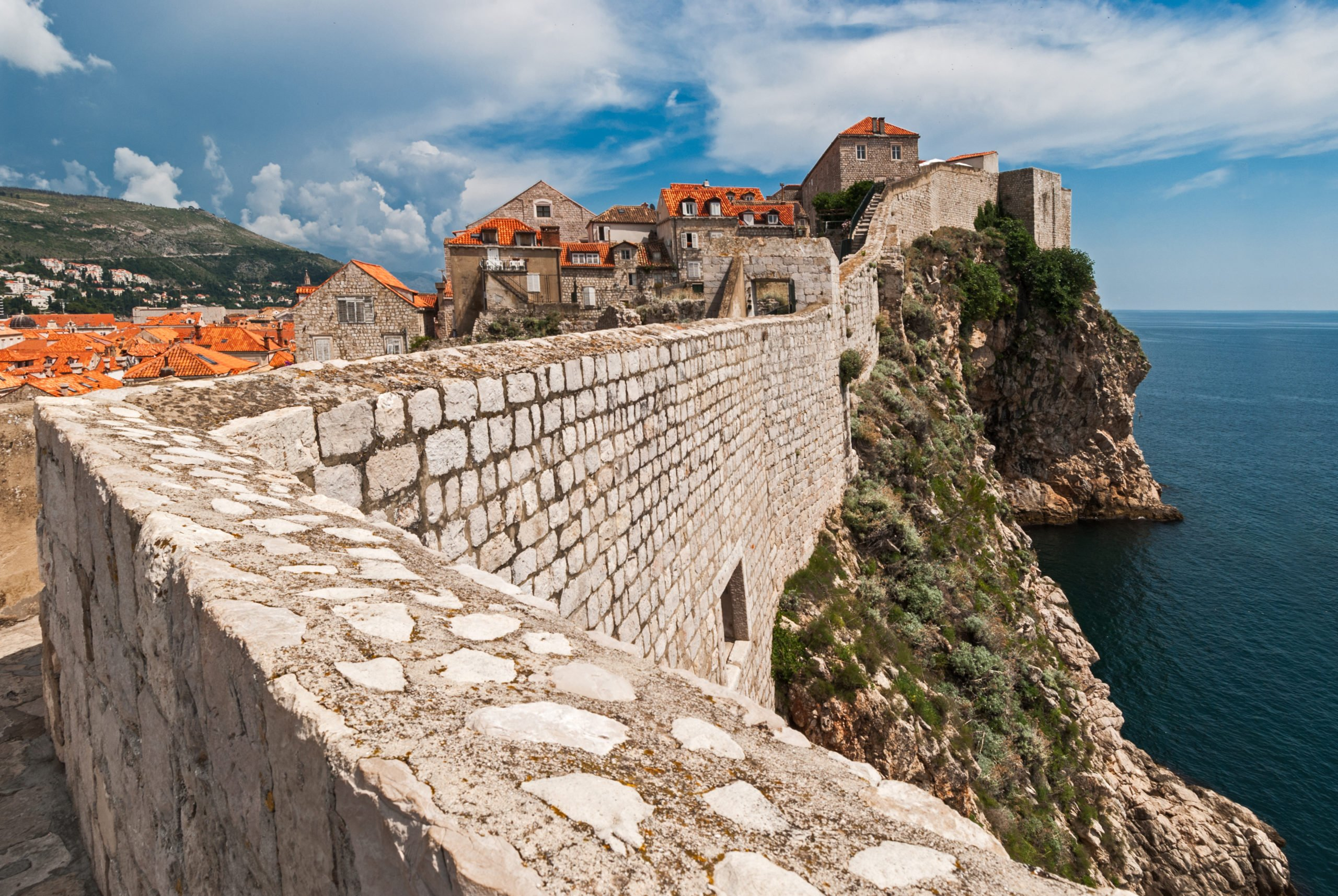 Visit The Astonishing City Walls Of Dubrovnik On The Game Of Thrones And Dubrovnik Shore Tour