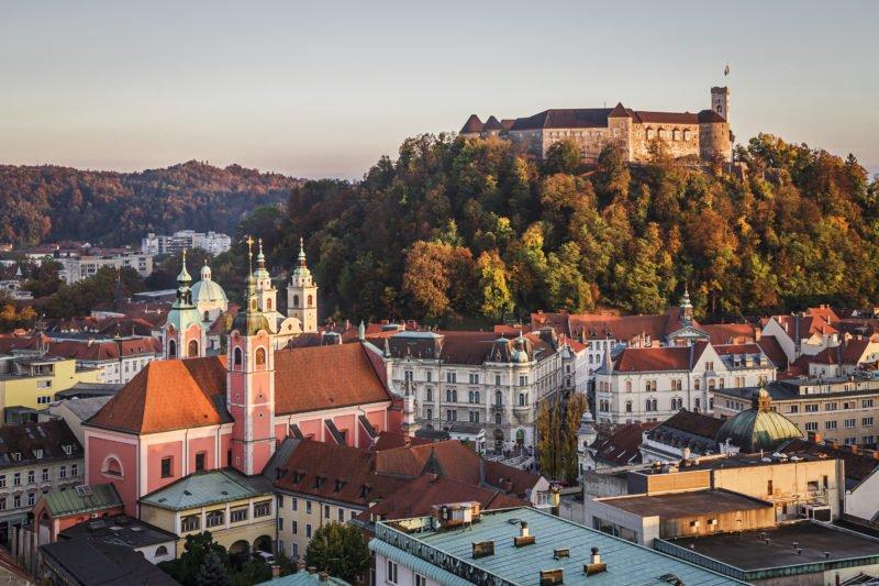 Welcome In Ljubljana