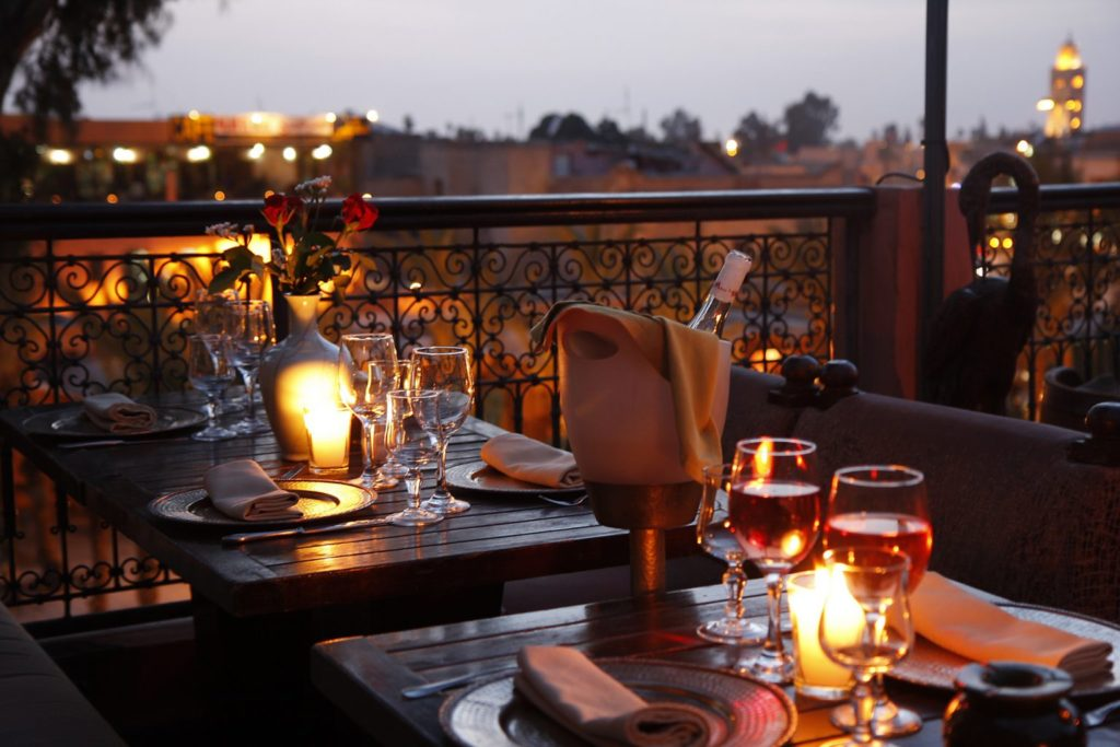 Best Bar Terrace Marrakesh