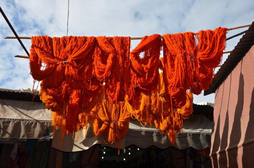Dyers Market Marrakech