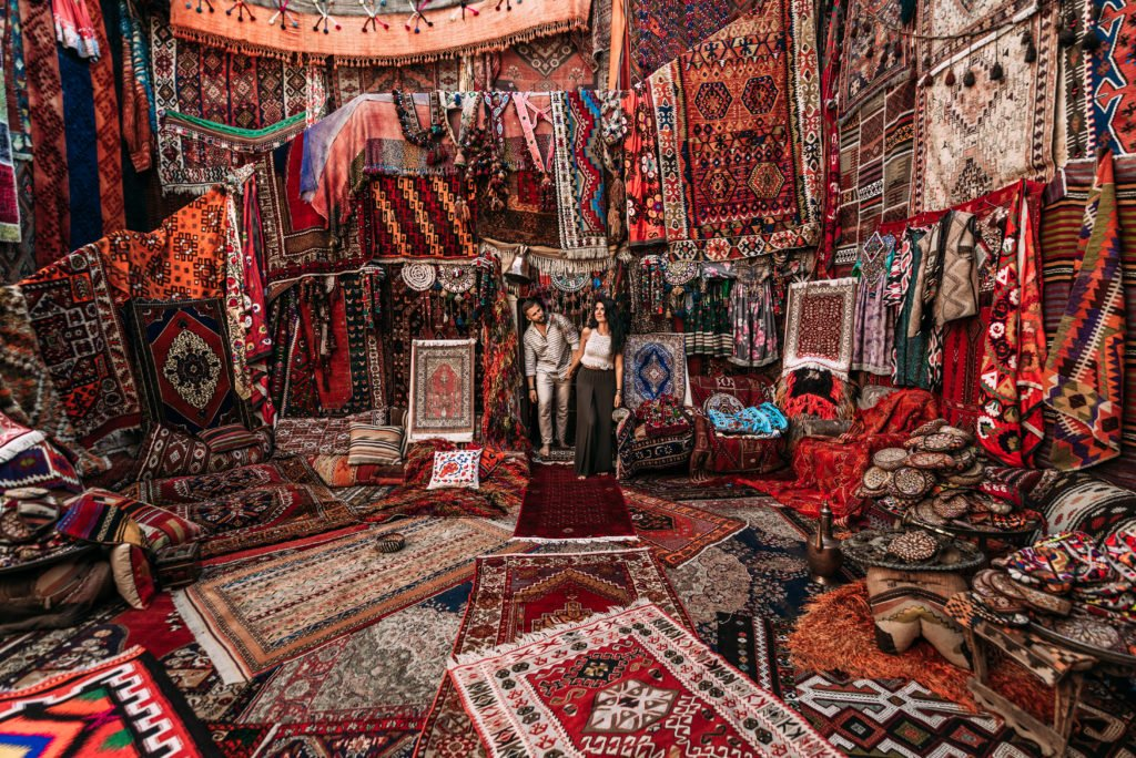 Turkish Rugs Safe