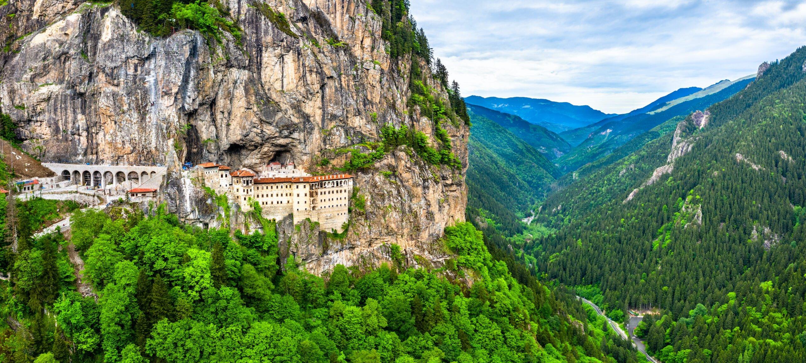 Sumela Monastery Tour From Trabzon