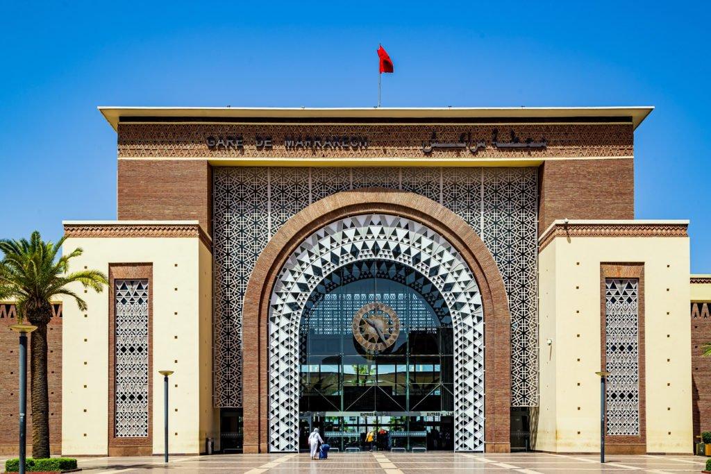 Marrakech Train Station