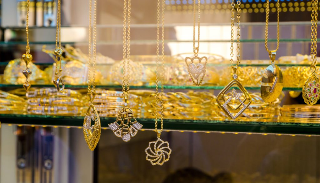 Jewelry Souk Market Morocco