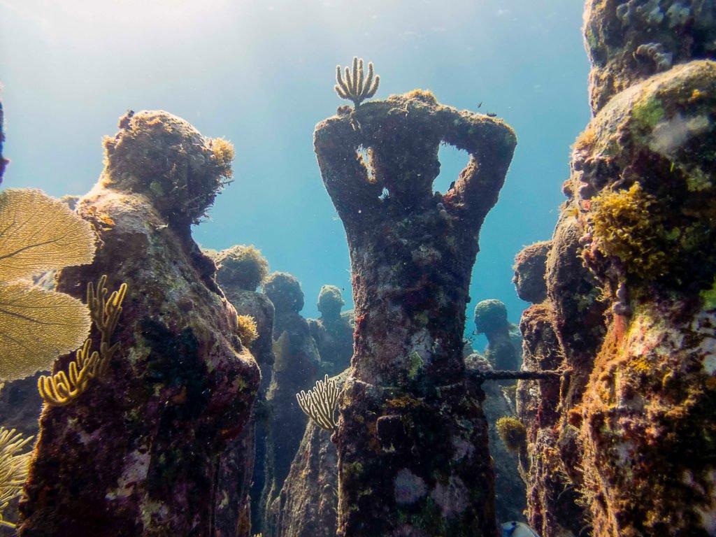 underwater museum 4 days in cancun