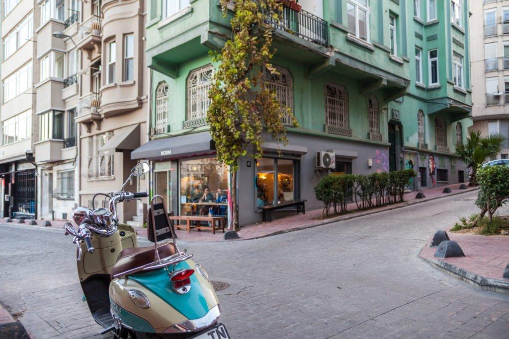 Neighborhood Charm Istanbul