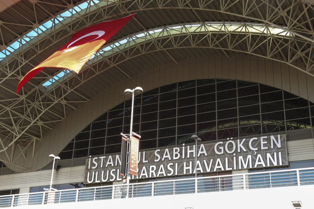 Airport from istanbul to cappadocia