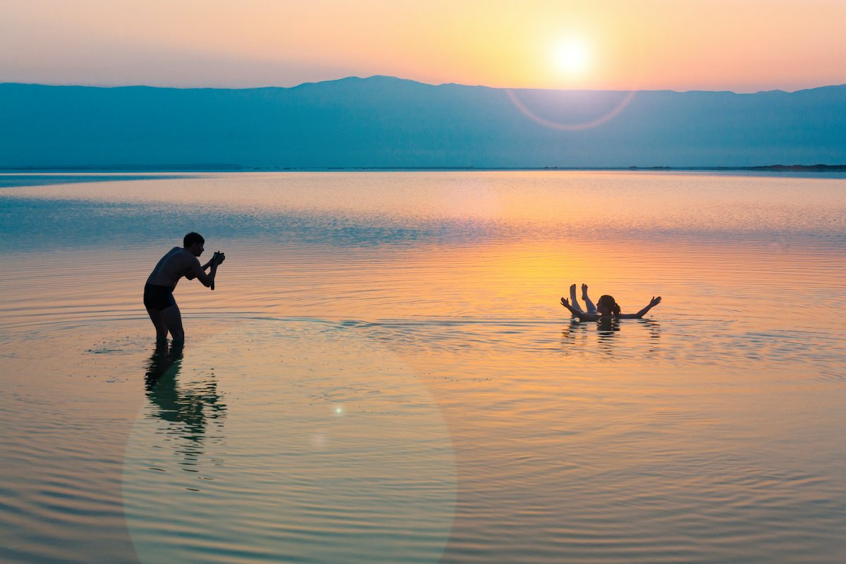 Discover The Dead Sea On The 13 Day Highlights Of Israel, Saudi Arabia & Jordan Package Tour 1