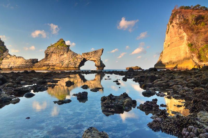 Admire The Rock Formations At Penida Island On The Penida Island Tour From Ubud, Sanur, Nusa Dua, Tanjung Benoa, Seminyak