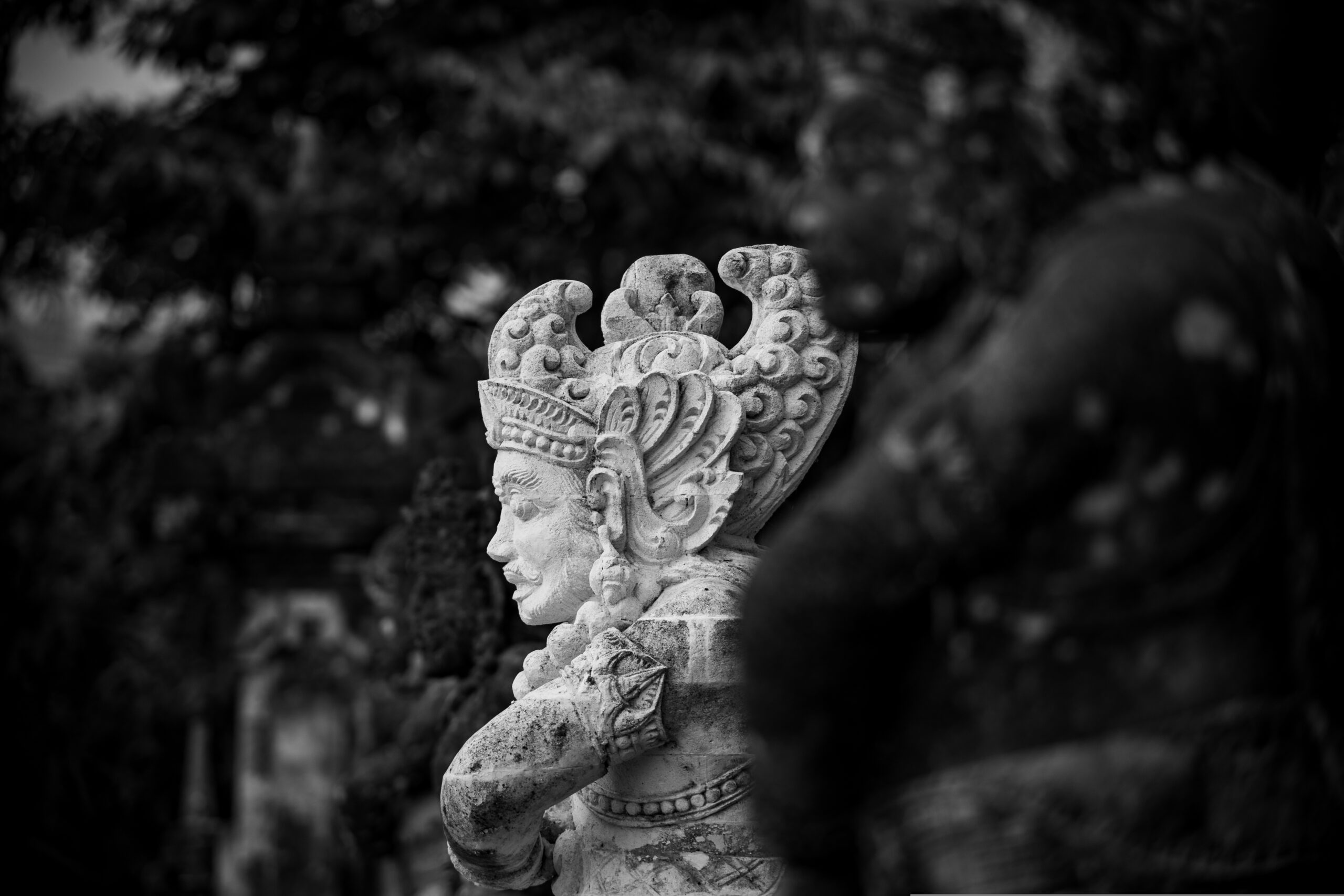 Admire The Stunning Sculptures At The Temples During The Eastern Bali Experience From Ubud, Nusa Dua, Tanjung Benoa, Seminyak And Candi Dasa