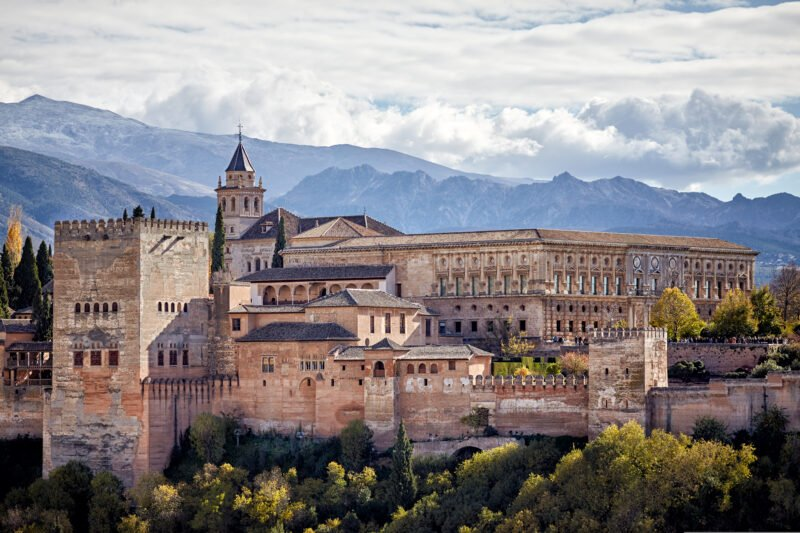 Admire The Views Of Granada On The Granada Tour From Seville