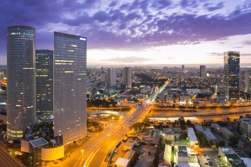 Arrive In The City That Never Sleeps - Tel Aviv