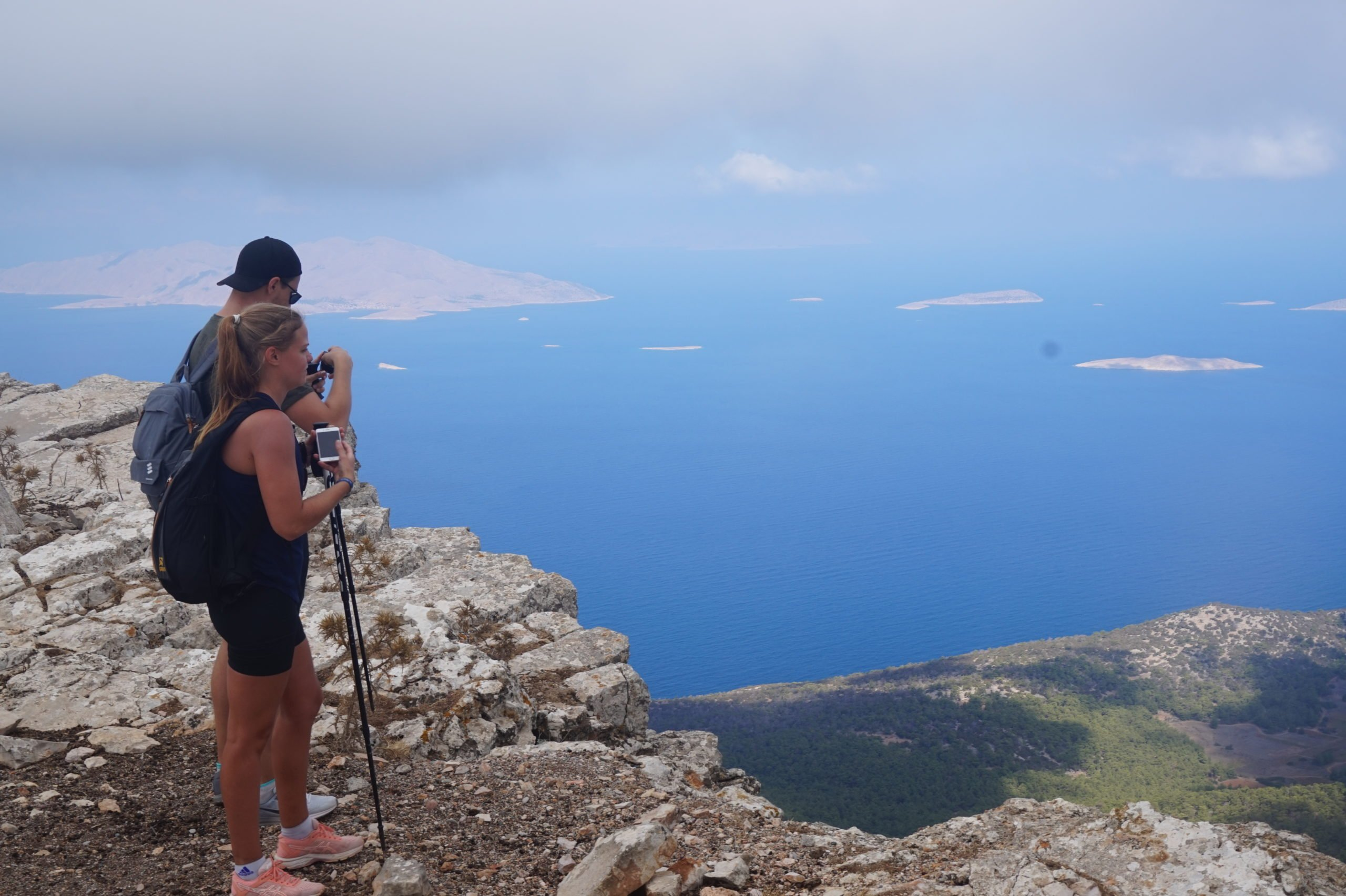 Conquer The Second Highest Peak In Rhodes In Our Akramitis Hiking Tour