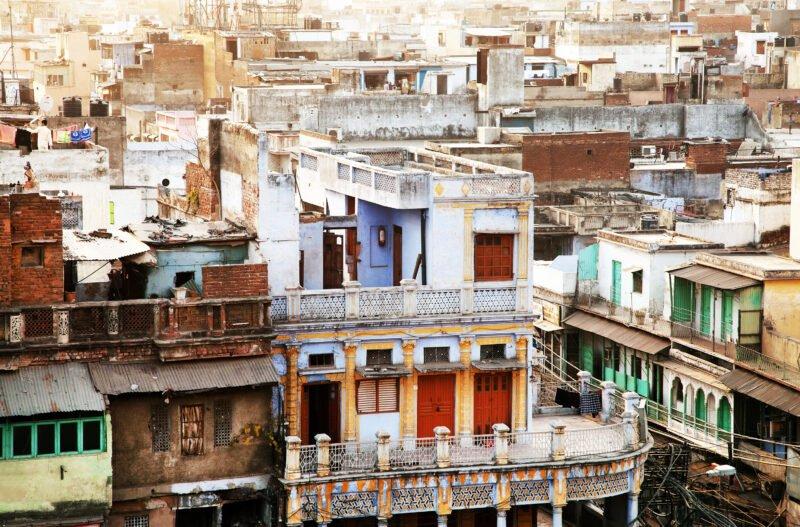 Delhi Slum Tour
