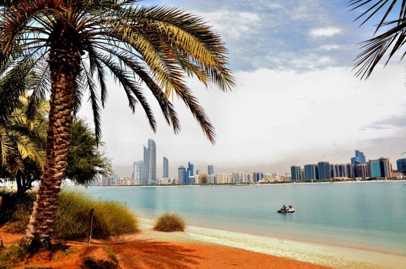 Discover Abu Dhabi !