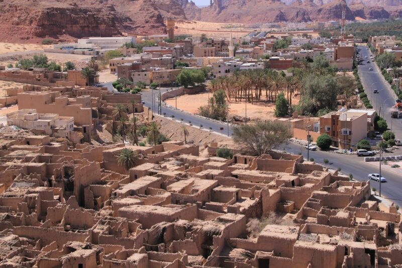 Discover Al Ula And Dedan Village On The 3 Day Madain Saleh Tour From Al Ula