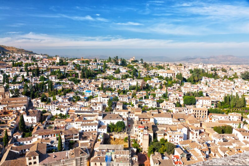 Discover Granada On The Granada Tour From Seville With Us!