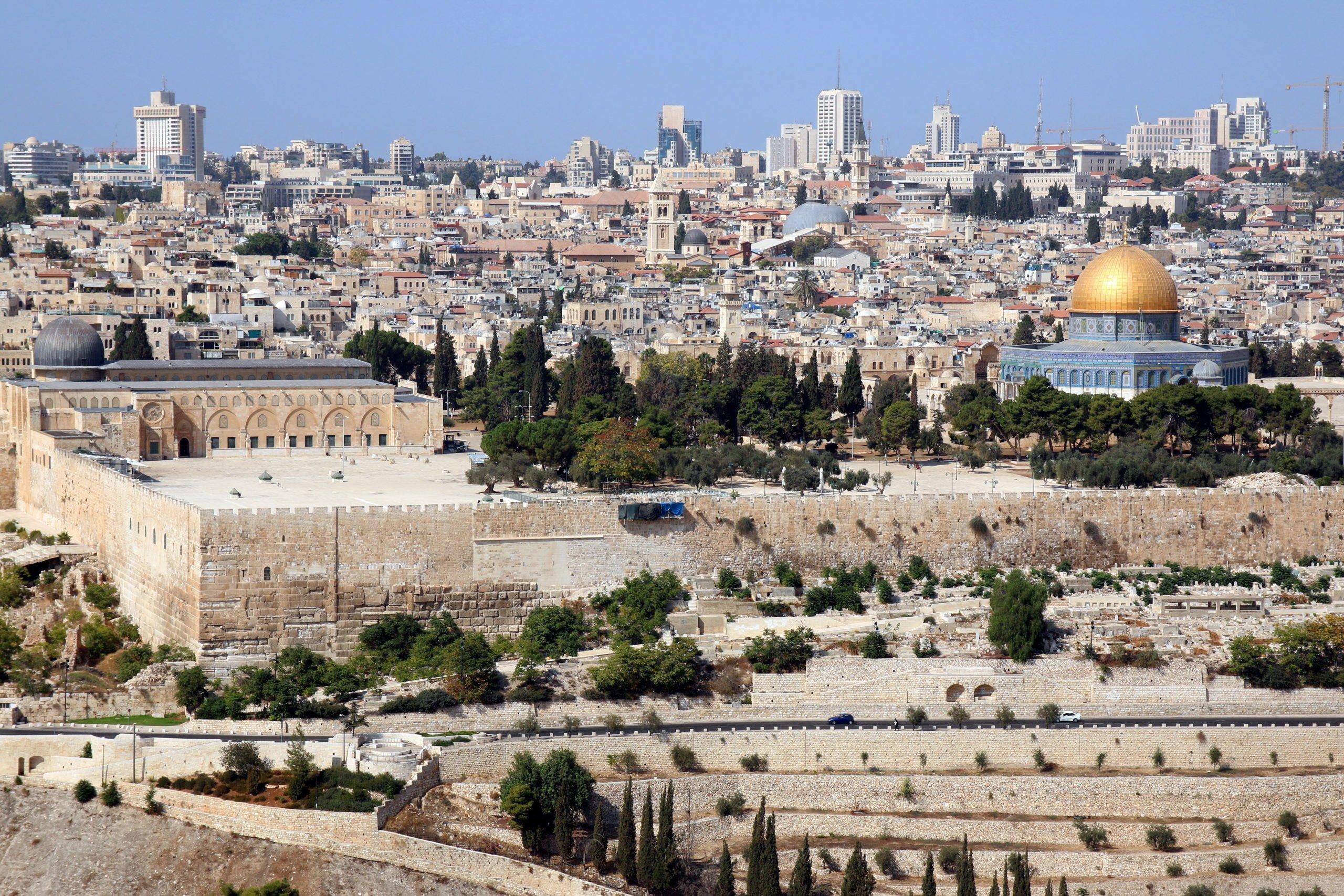 Discover Jerusalem On The 13 Day Israel, Jordan, Dubai And Abu Dhabi Package Tour