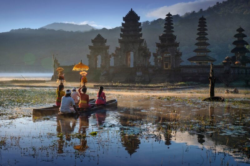 Discover Lake Tamblingan And Tamblingan Temple On The Tamblingan, Buyan And Beratan Lake Tour