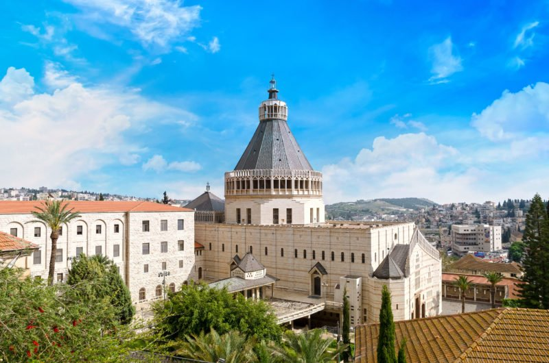 Discover Nazareth And Other Sites Around The Sea Of Galilee