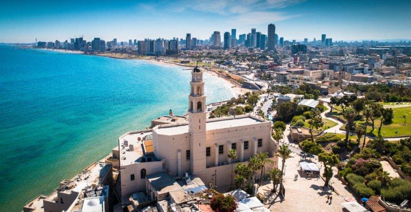 Discover Tel Aviv On The 13 Day Israel, Jordan, Dubai And Abu Dhabi Package Tour