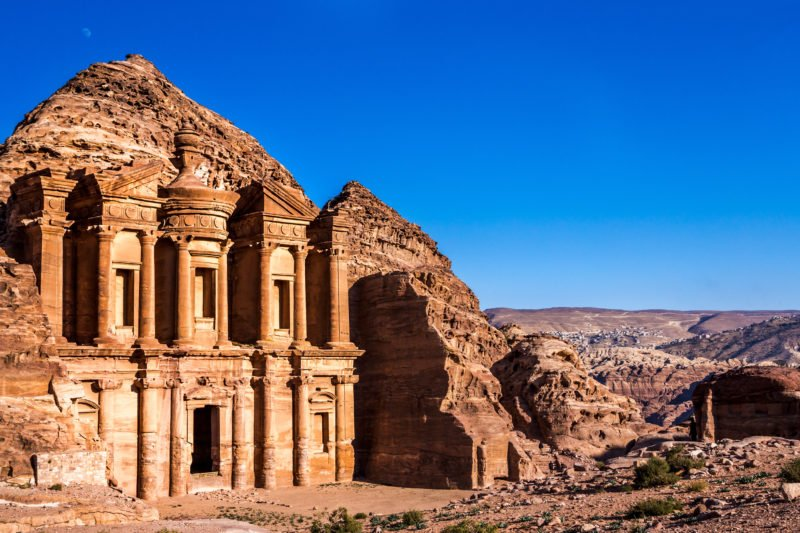 Discover Another Nabetean Town - Petra