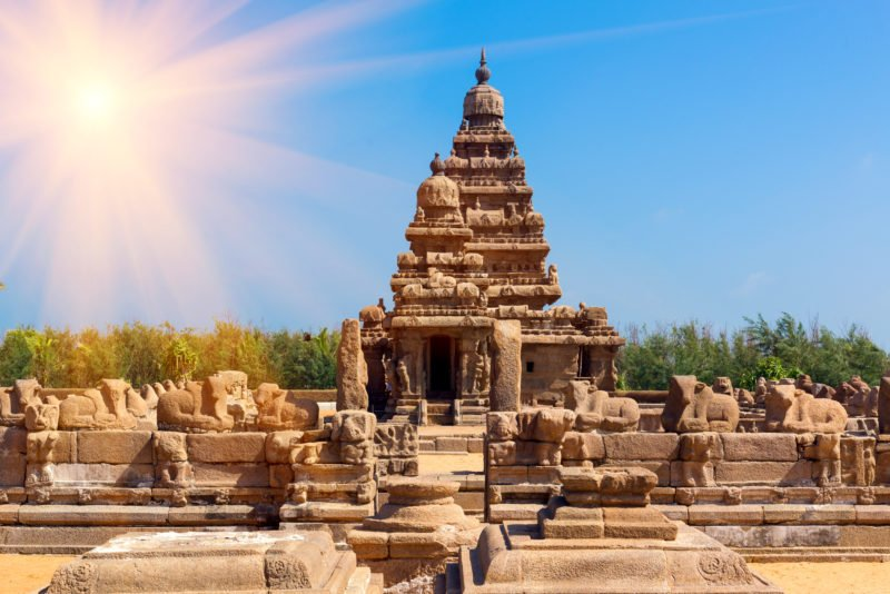 Discover The 8th Century World Heritage Site Famous For Spectacular Rock Cut Architecture In Our World Heritage Site Of Mahabalipuram