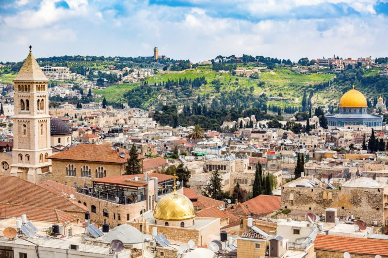 Discover The City Of Jerusalem On The 13 Day Highlights Of Israel, Saudi Arabia & Jordan Package Tour
