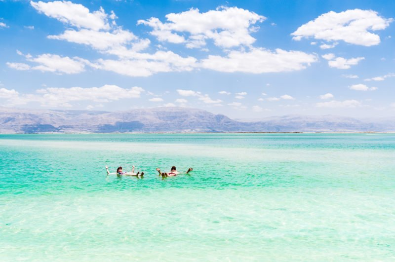 Discover The Dead Sea On The 13 Day Highlights Of Israel, Saudi Arabia & Jordan Package Tour