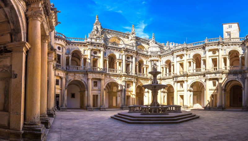 Discover The Medieval Templar Castle In Tomar On The North Of Portugal 6 Day Package Tour