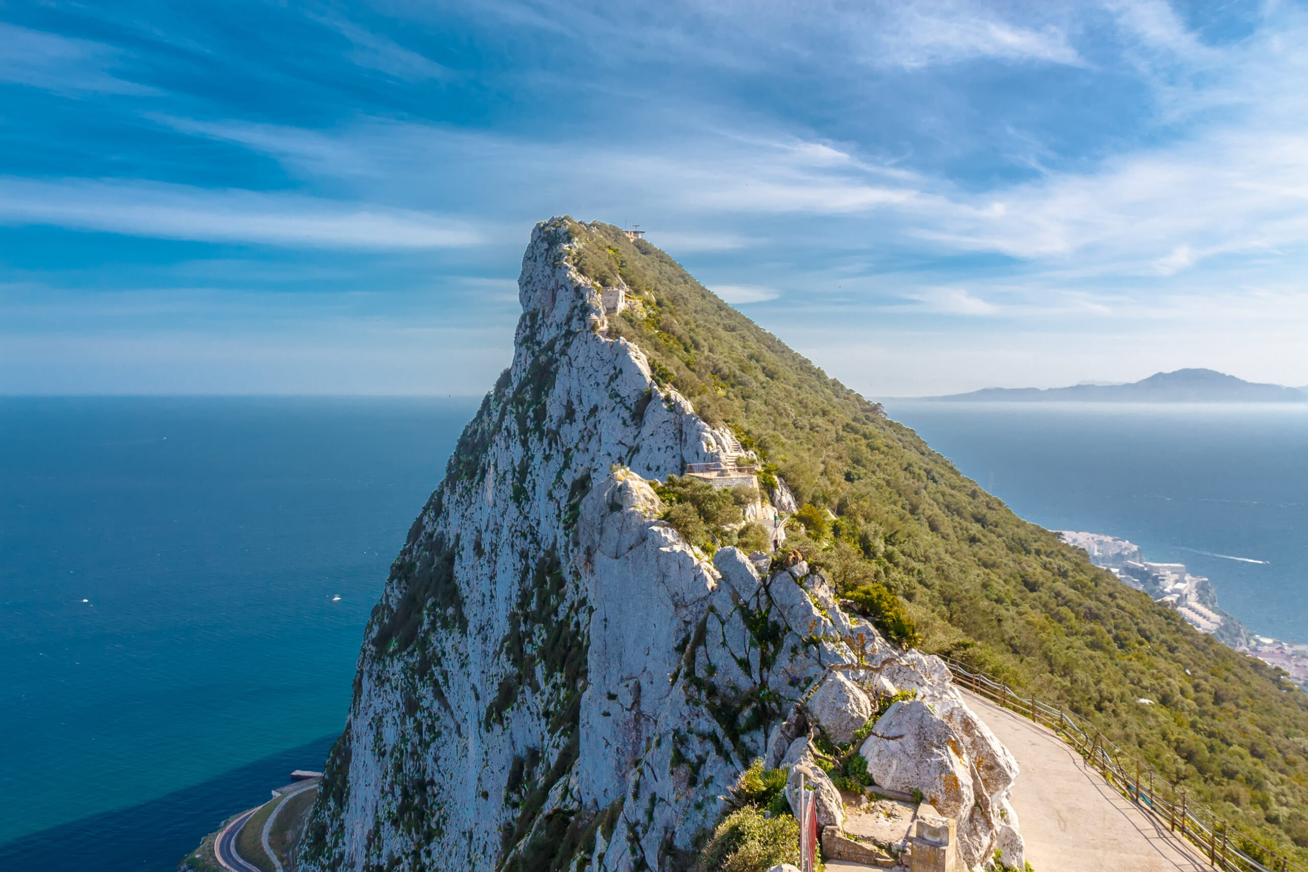 Discover The Rock Of Gibraltar On The Gibraltar Tour From Seville