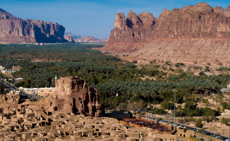 Discover The Area Of Al Ula And Dead Village During Your 4 Day Madain Saleh Tour From Eilat
