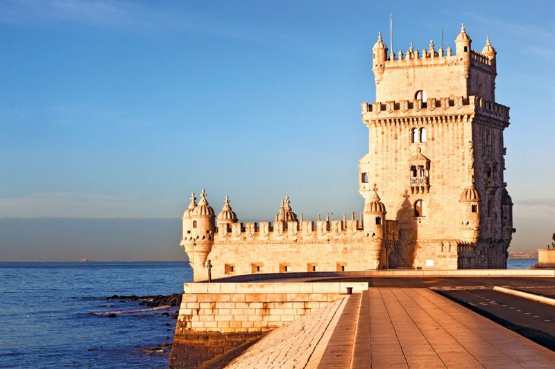 Discover The Beautiful Belen Tower On The Lisbon Insider City Tour