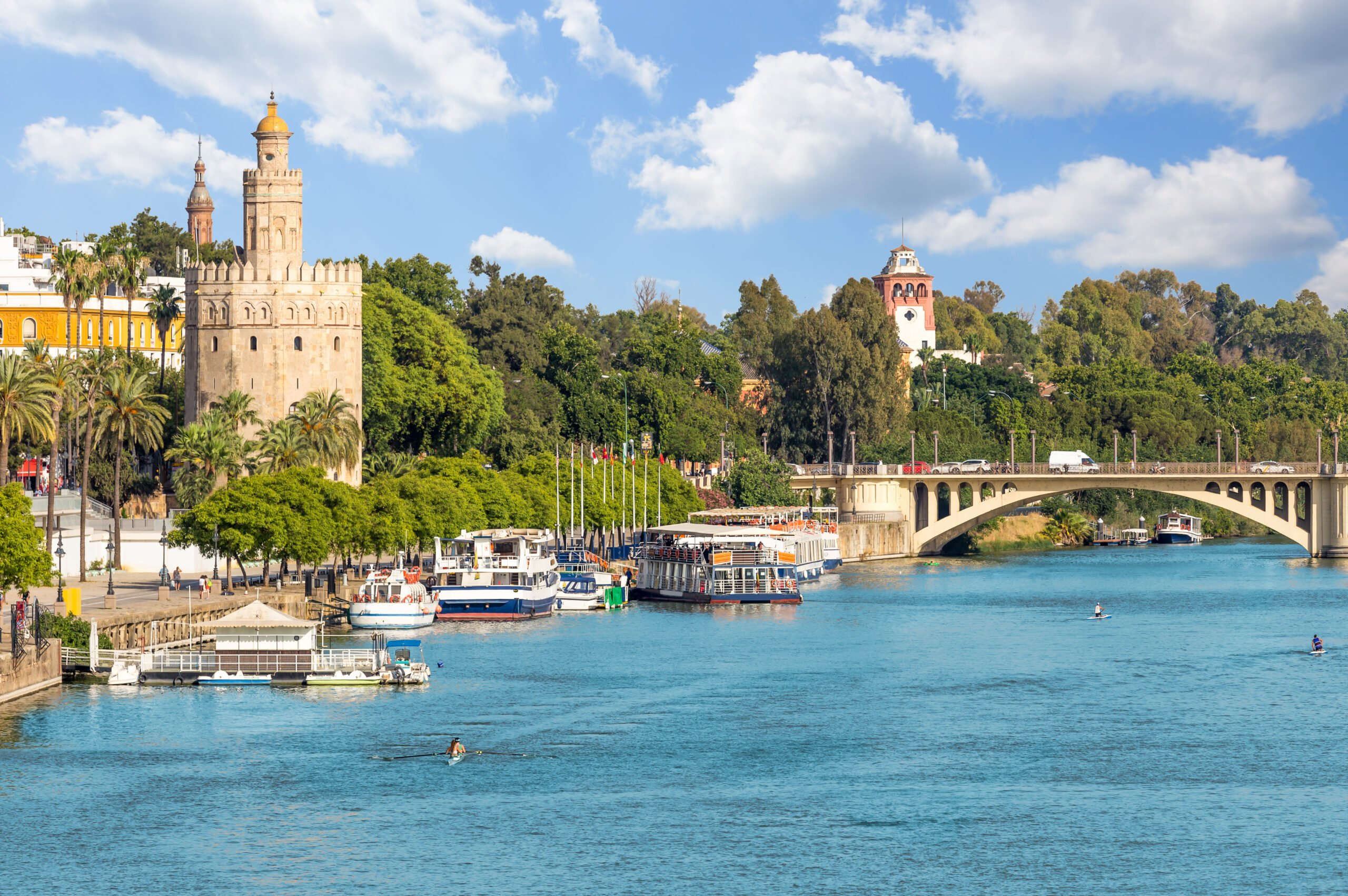 Discover The Beauty Of Seville On The Insider Seville City Tour
