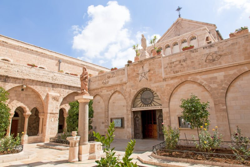 Discover The Birthplace Of Jesus