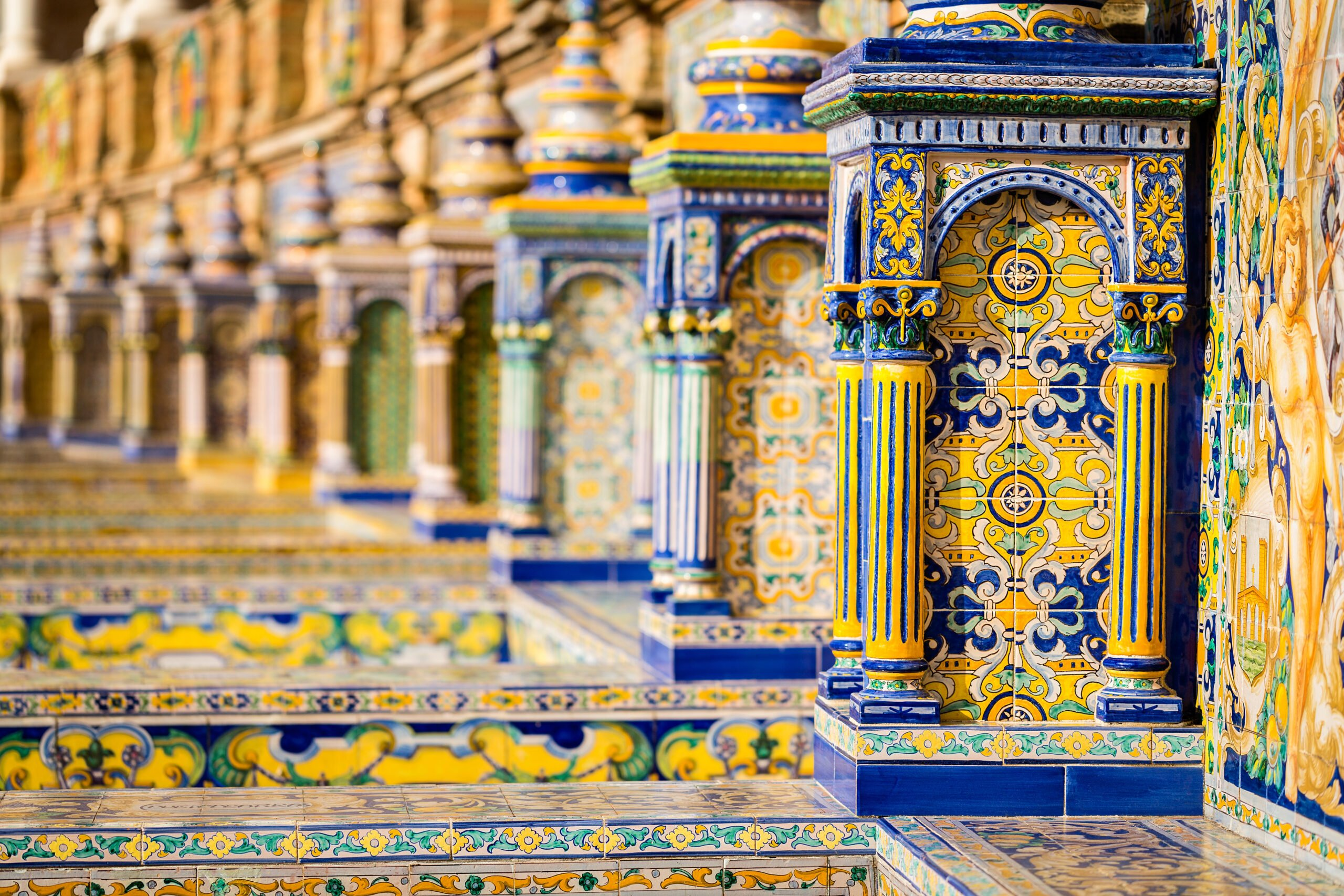 Discover The Colors Of Seville On The On The Women Of Seville Walking Tour